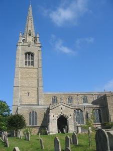 St Peters Churchyard copy