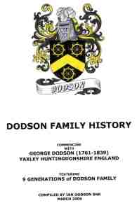 Dodson Family History Res copy